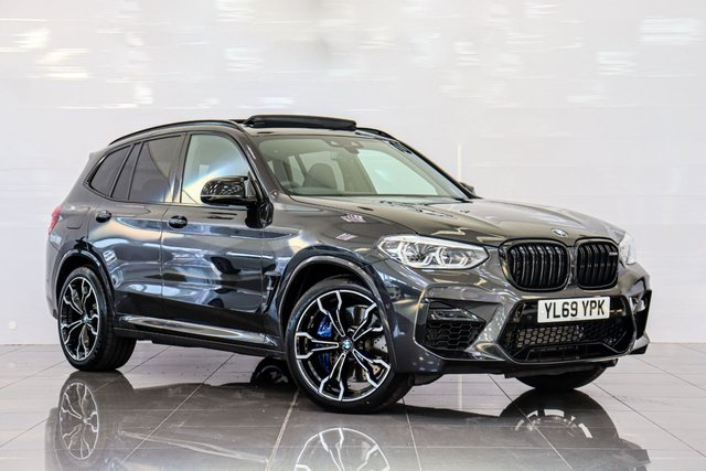 USED 2020 69 BMW X3 3.0 M COMPETITION ULTIMATE 5d 503 BHP