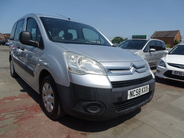 USED 2009 58 CITROEN BERLINGO 1.6 MULTISPACE VT HDI 5d 1 OWNER CAR