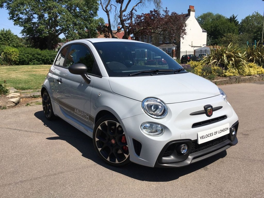 USED 2018 18 ABARTH 595 1.4L 595 COMPETIZIONE 3d 177 BHP ..UK WIDE DELIVERY AVAILABLE..