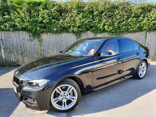 2015 65 BMW 3 SERIES 3.0 335D XDRIVE M SPORT 4d 308 BHP