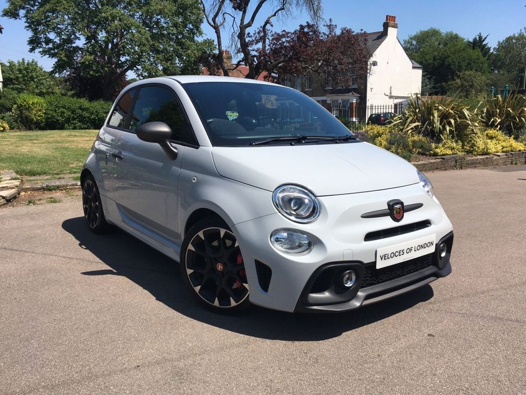 USED 2019 19 ABARTH 595 1.4L 595 COMPETIZIONE 3d 177 BHP ..UK WIDE DELIVERY AVAILABLE..