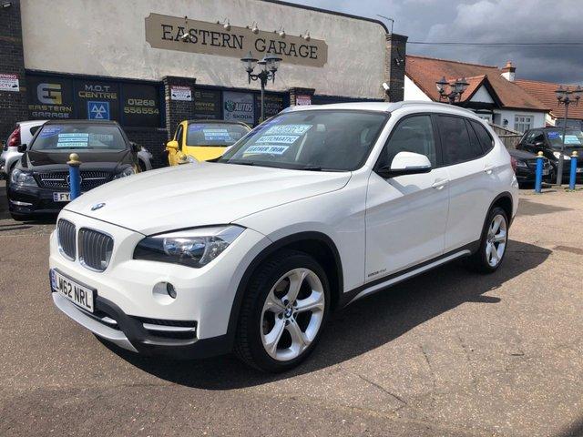 USED 2012 62 BMW X1 2.0 SDRIVE20D XLINE 5d 181 BHP