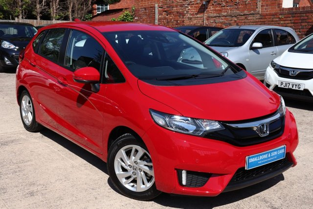 USED 2016 66 HONDA JAZZ 1.3 I-VTEC SE 5d 101 BHP * BUY ONLINE * CONTACTLESS PURCHASE AVAILABLE *