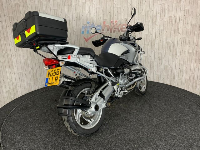 BMW R1200GS at Rite Bike