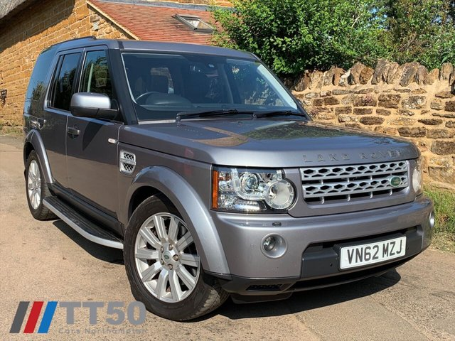 2012 62 LAND ROVER DISCOVERY 3.0L 4 SDV6 HSE 5d AUTO 255 BHP