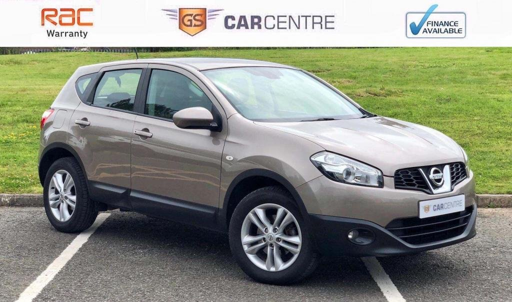 USED 2012 12 NISSAN QASHQAI 1.6 Acenta 2WD 5dr Low mileage+ 2 owners + Cruise