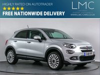 USED 2016 16 FIAT 500X CROSS MULTIAIR LOUNGE FSH-LEATHER-BLUETOOTH-A/C