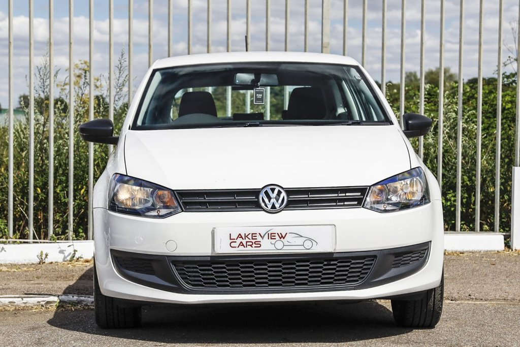 USED 2012 12 VOLKSWAGEN POLO 1.2 S 3d 60 BHP