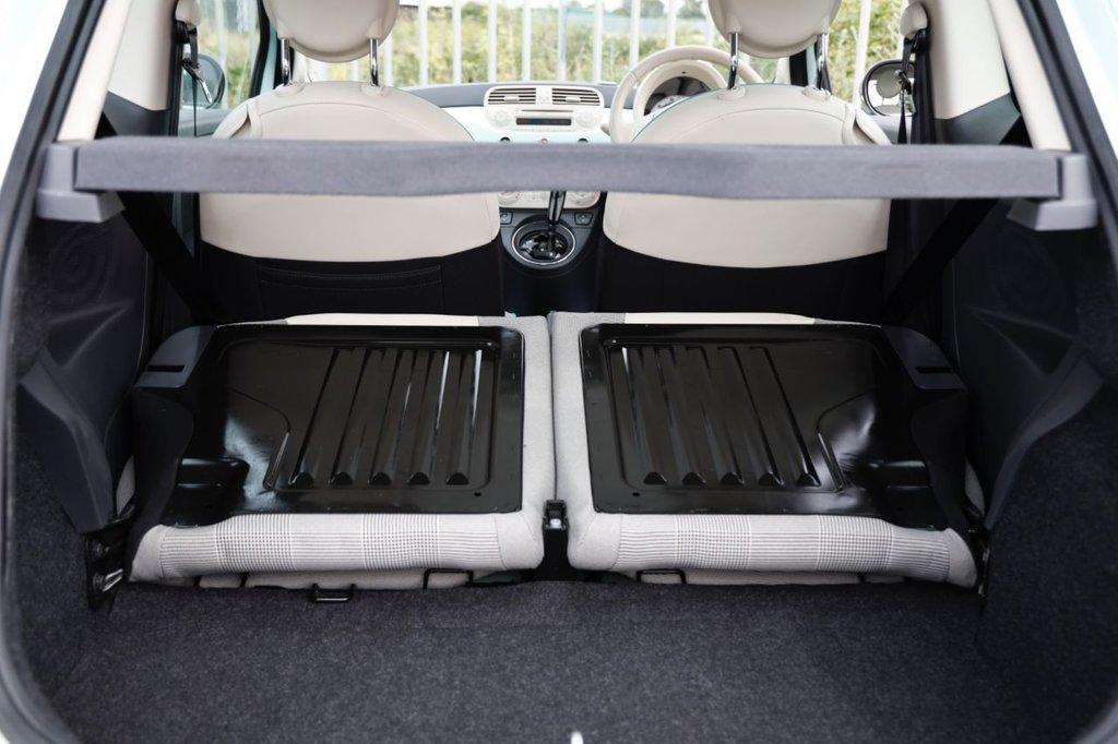 USED 2015 64 FIAT 500 1.2 LOUNGE DUALOGIC 3d 69 BHP
