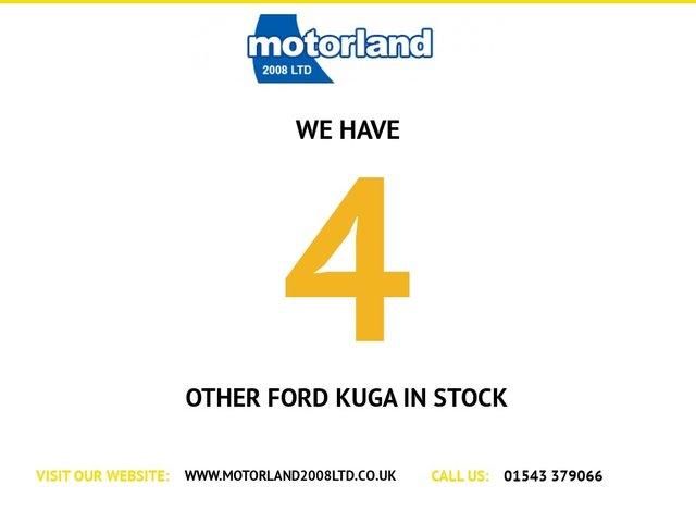 USED 2014 14 FORD KUGA 2.0 TITANIUM X TDCI 5d 138 BHP **FULL BLACK LEATHER INTERIOR**