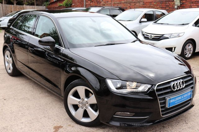 USED 2015 15 AUDI A3 1.4 TFSI SPORT 5d 148 BHP * BUY ONLINE * CONTACTLESS PURCHASE AVAILABLE *