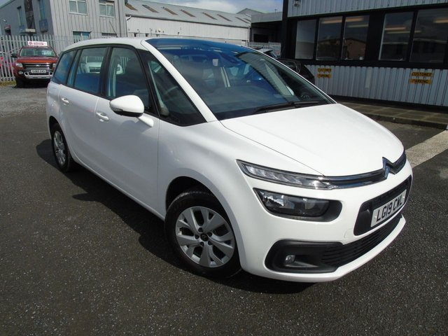 View our CITROEN C4 SPACETOURER