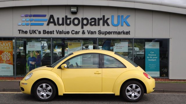 USED 2007 07 VOLKSWAGEN BEETLE 1.6 LUNA 8V 3d 101 BHP * GREAT VALUE AT OUR LOW PRICE *