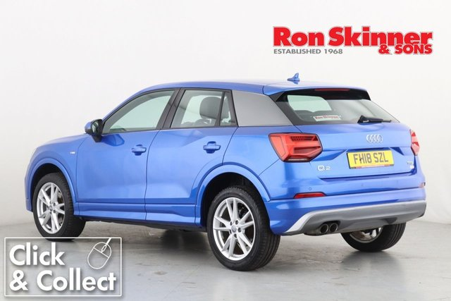 AUDI Q2 at Ron Skinner and Sons