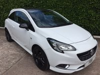 USED 2016 65 VAUXHALL CORSA 1.4 LIMITED EDITION 3d 89 BHP