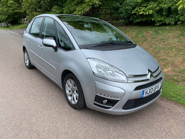USED 2013 13 CITROEN C4 PICASSO 1.6 EDITION HDI 5d 110 BHP **ONE OWNER**FULL SERVICE HISTORY**LOVELY FAMILY CAR**