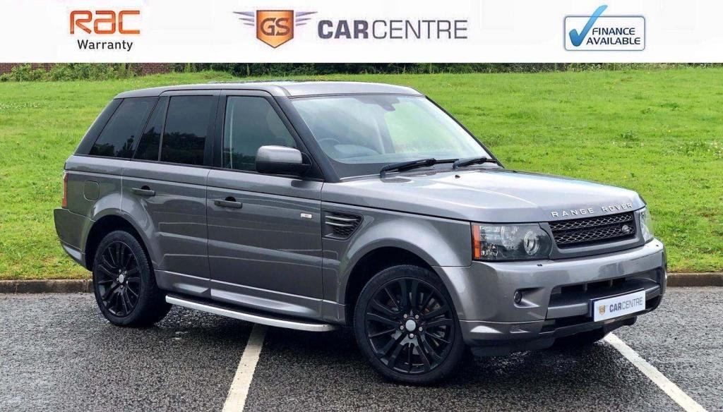 USED 2010 10 LAND ROVER RANGE ROVER SPORT 3.0 TD V6 HSE 5dr Harmon Kardon + Fridge +Camera