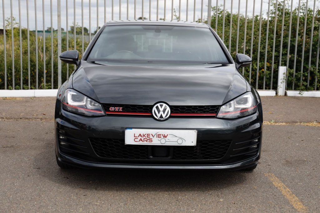 USED 2015 65 VOLKSWAGEN GOLF 2.0 GTI PERFORMANCE DSG 5d 226 BHP