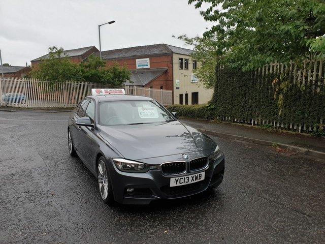 USED 2013 13 BMW 3 SERIES 2.0 320D M SPORT 4d 181 BHP A WONDERFULL RARE AUTO DIESEL