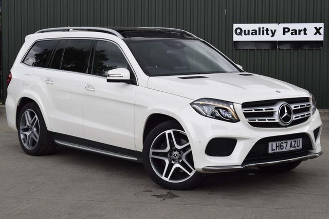 USED 2017 S MERCEDES-BENZ GLS 3.0 GLS350d V6 AMG Line G-Tronic 4MATIC (s/s) 5dr CALL FOR NO CONTACT DELIVERY