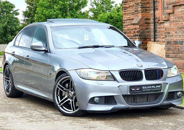 2010 10 BMW 3 SERIES 3.0 335D M SPORT 4d 282 BHP