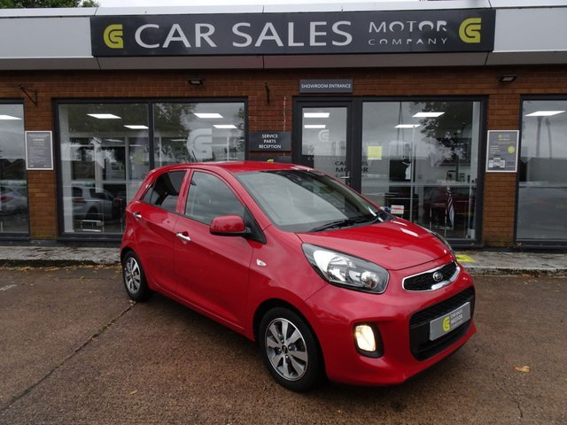 USED 2016 66 KIA PICANTO 1.0 SE ISG 5d 65 BHP LOW MILES ONLY 14K, £20 ROAD TAX, AIR CON, ALLOYS REAR PARKING SENSORS, PRIVACY GLASS, BLUETOOTH, VOICE CONTROL, AUX/USB CONNECTIVITY, HPI CLEAR, 2 REMOTE KEYS