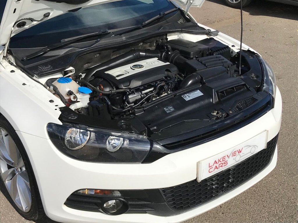 USED 2009 59 VOLKSWAGEN SCIROCCO 2.0 GT DSG 3d 200 BHP