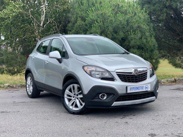 USED 2016 65 VAUXHALL MOKKA 1.4 EXCLUSIV Turbo S/S 5d 138 BHP One Former Keeper | FVSH