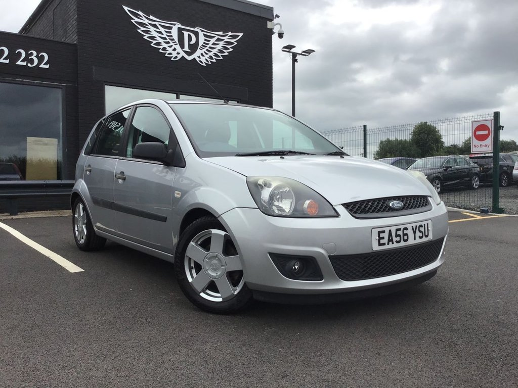 USED 2006 56 FORD FIESTA 1.2 ZETEC CLIMATE 16V 5d 78 BHP PART EXCHANGE CLEARANCE