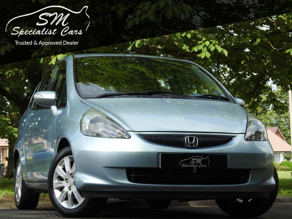 USED 2006 56 HONDA JAZZ 1.3 DSI SE 5d 82 BHP ONLY 29K FROM NEW A/C VGC