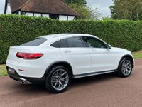 USED 2020 MERCEDES-BENZ GLC CLASS 2.0 GLC300e 13.5kWh AMG Line (Premium Plus) G-Tronic+ 4MATIC (s/s) 5dr DEIVERY MILES+VAT Q