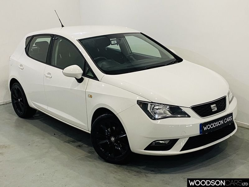 USED 2015 65 SEAT IBIZA 1.4 TOCA 5d 85 BHP Sat Nav / Bluetooth / Isofix / 1 Previous Owner