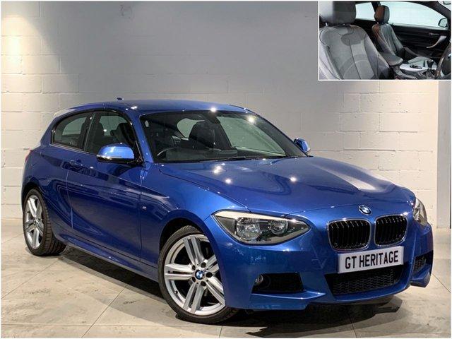 2014 14 BMW 1 SERIES 125I M SPORT [MEM STS]