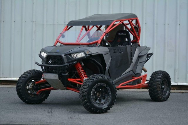 1970 68 POLARIS RANGER  570 999cc ATV **Off Road Buggy - Blistering Performance**