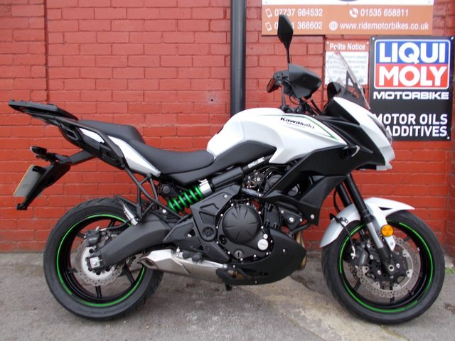 USED 2018 18 KAWASAKI VERSYS KLE 650 * Low Mileage, 3mth Warranty, Heated Grips* A Cracking Low Mileage Example. Finance Available.