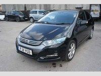 2011 HONDA INSIGHT 1.3 IMA ES-T 5d AUTO 100 BHP £5490.00