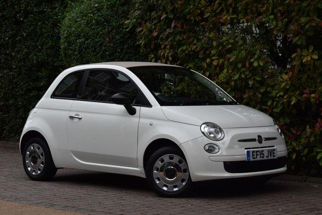 2015 15 FIAT 500 1.2 C POP 3d 69 BHP