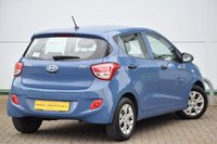 USED 2015 15 HYUNDAI I10 1.0 S AIR 5d 65 BHP AIR CONDITIONING - FSH