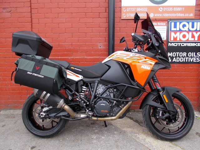 USED 2018 18 KTM 1290 SUPER ADVENTURE S 18  157 BHP Absolutely Load 1290 ADV S, Finance Available.