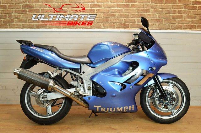 USED 2001 51 TRIUMPH TT 600