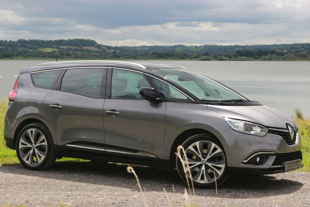 USED 2017 17 RENAULT GRAND SCENIC 1.6 DYNAMIQUE S NAV DCI 5d 129 BHP