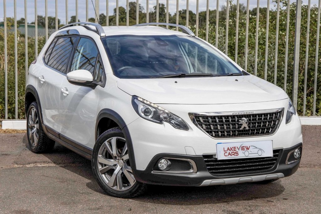USED 2016 16 PEUGEOT 2008 1.6 BLUE HDI ALLURE 5d 100 BHP