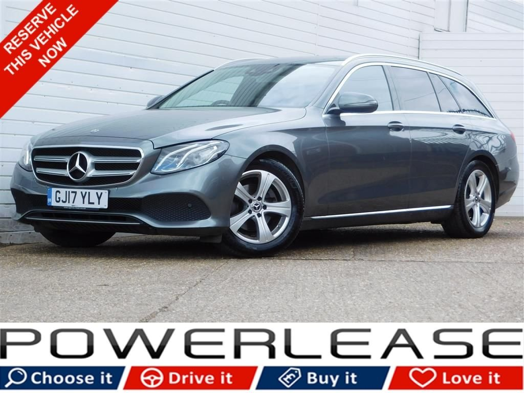 USED 2017 17 MERCEDES-BENZ E-CLASS 2.0 E 220 D SE 5d 192 BHP R/CAMERA PARK ASSIST HTD SEATS
