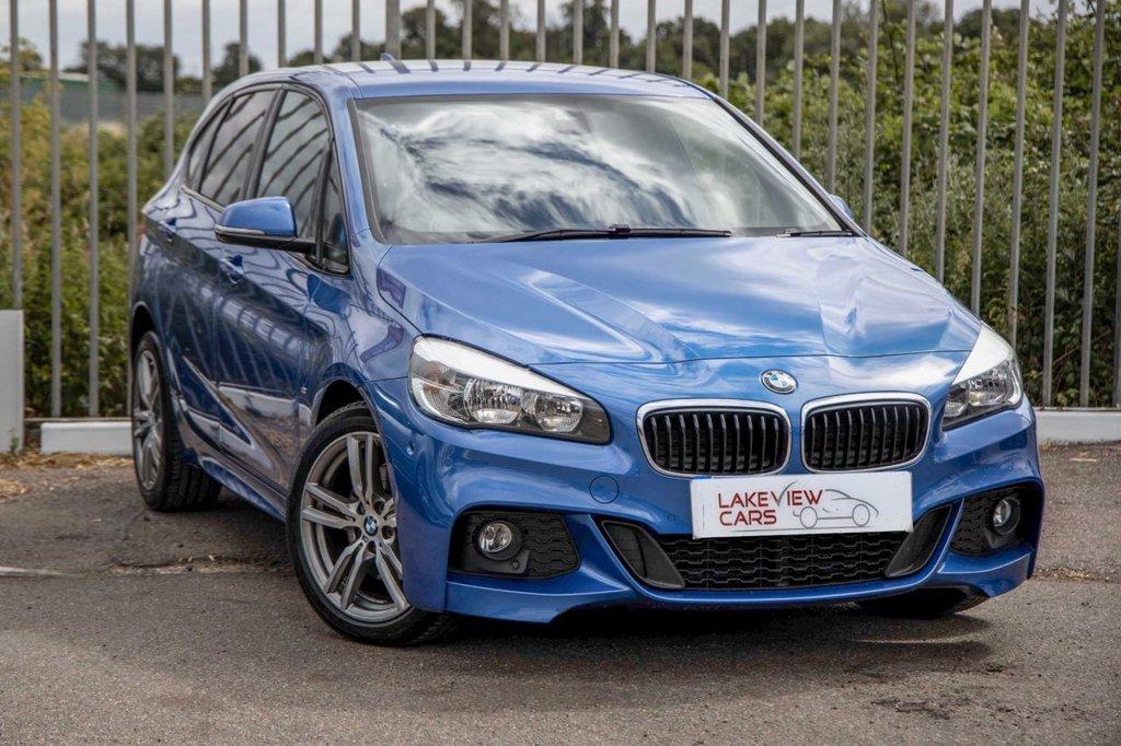 USED 2016 16 BMW 2 SERIES 1.5 218I M SPORT ACTIVE TOURER 5d 134 BHP