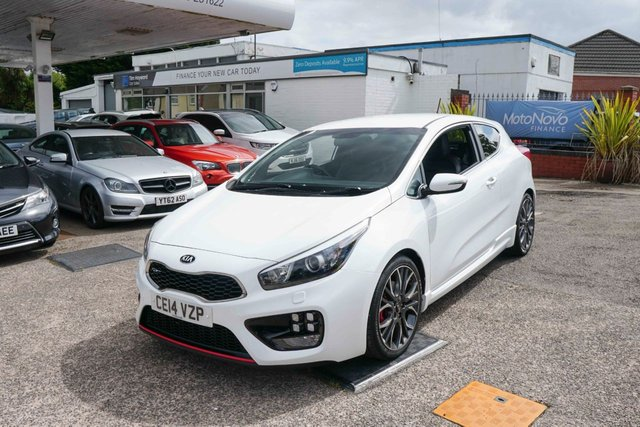 KIA CEED at Tim Hayward Car Sales