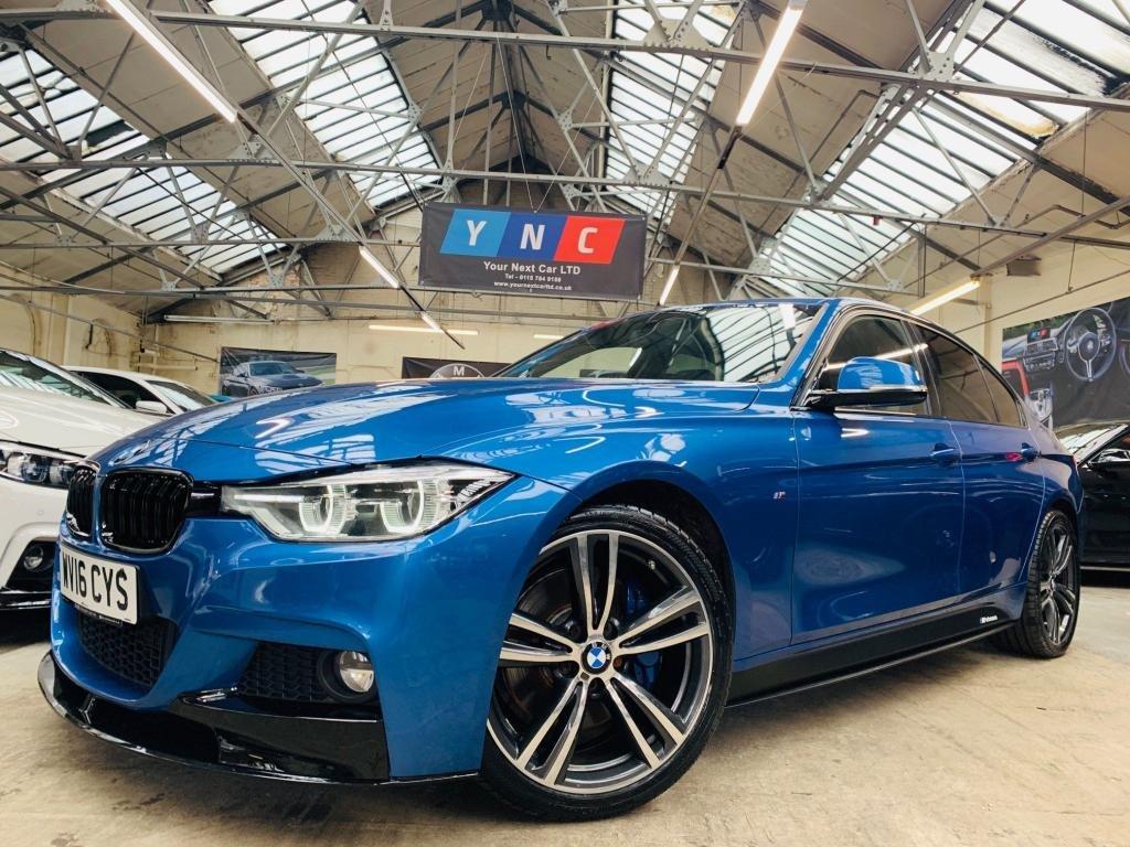 USED 2016 16 BMW 3 SERIES 2.0 320d BluePerformance M Sport Auto (s/s) 4dr PERFORMANCEKIT+PLUSPACK+HISPEC