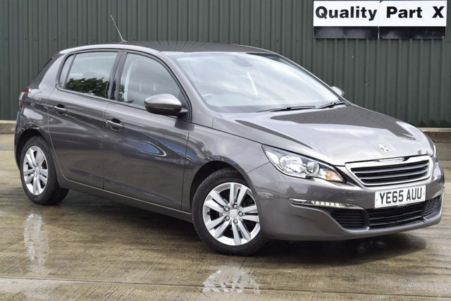 USED 2015 65 PEUGEOT 308 1.6 BlueHDi Active (s/s) 5dr CALL FOR NO CONTACT DELIVERY