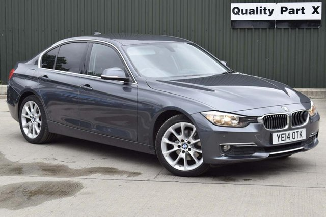 USED 2014 14 BMW 3 SERIES 2.0 320d Luxury (s/s) 4dr CALL FOR NO CONTACT DELIVERY