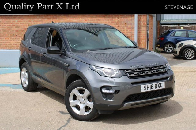 USED 2016 16 LAND ROVER DISCOVERY SPORT 2.0 TD4 SE Tech 4WD (s/s) 5dr ULEZ, FSH, BLUETOOTH, SENSORS