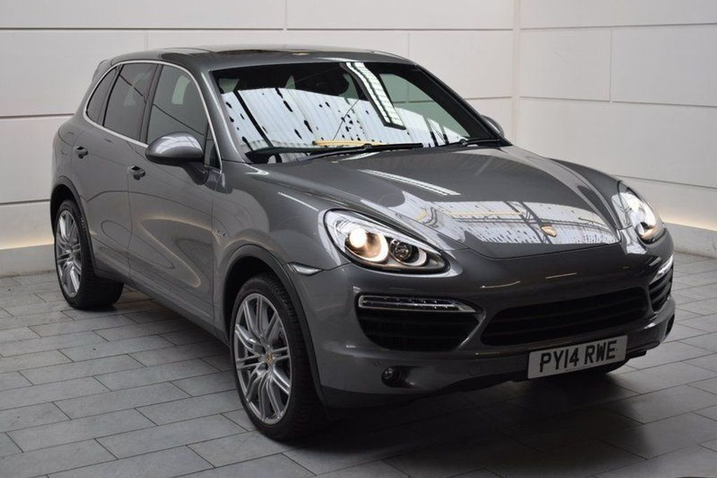 USED 2014 14 PORSCHE CAYENNE 4.2 TD S Tiptronic S AWD [21-inch][SAT NAV][PAN ROOF] 5dr £13521 WORTH OF OPTIONS!